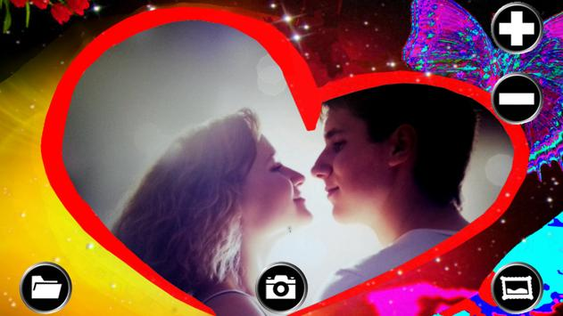 Best Love Frame Photo apk screenshot