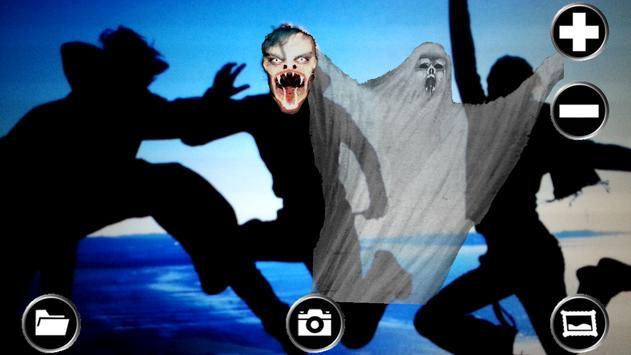 Scare Photo Prank apk screenshot