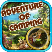 Adventure of Camping - Puzzle icon