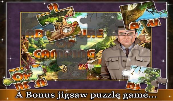 Adventure of Camping - Puzzle screenshot 14