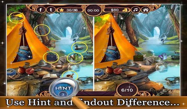 Adventure of Camping - Puzzle screenshot 2