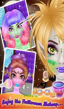 Crazy Halloween Spa Salon screenshot 13