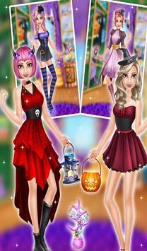Halloween Makeover Salon Girls screenshot 4