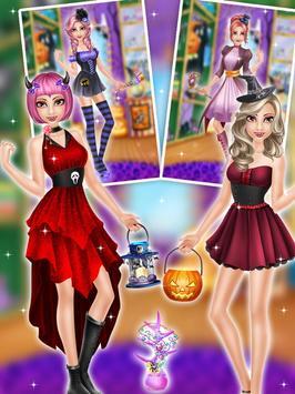 Halloween Makeover Salon Girls screenshot 9