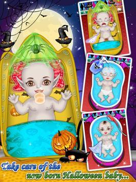 Halloween Mommy & Newborn Baby apk screenshot