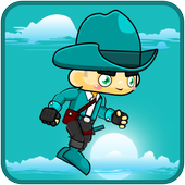 Crazyboy Runner icon