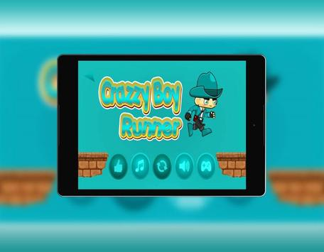 Crazyboy Runner screenshot 12
