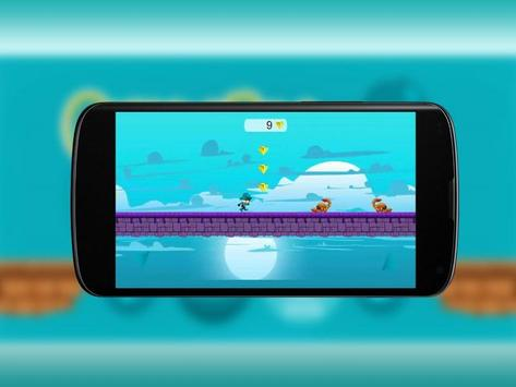 Crazyboy Runner screenshot 1