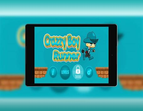 Crazyboy Runner screenshot 7