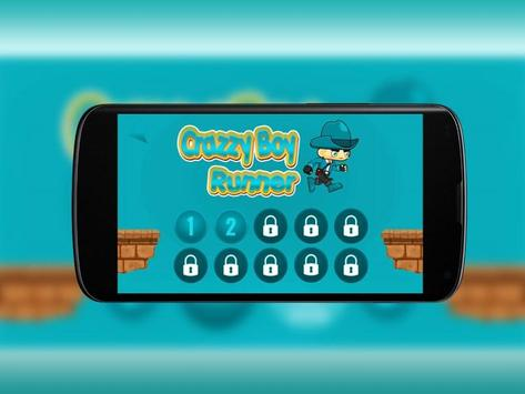 Crazyboy Runner screenshot 6