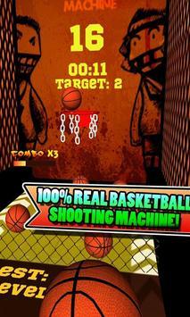 Crazy Basketball Machine apk screenshot