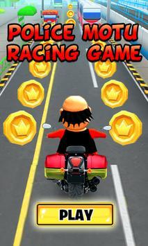 Police Motu Racing Game screenshot 5