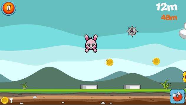 Crazy Bunny screenshot 6