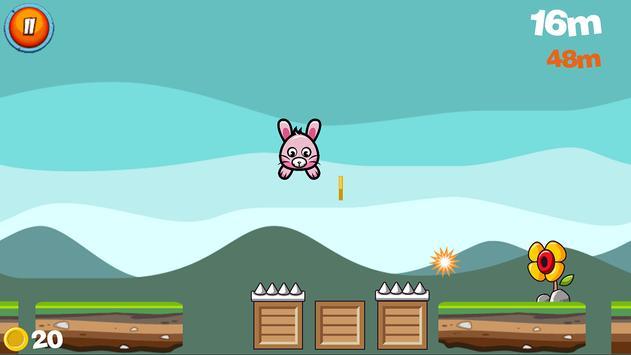Crazy Bunny screenshot 13