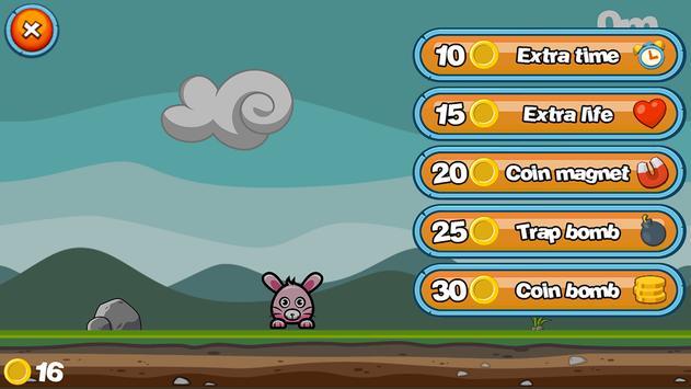 Crazy Bunny screenshot 18