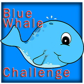 Blue Whale Challenge Game icon