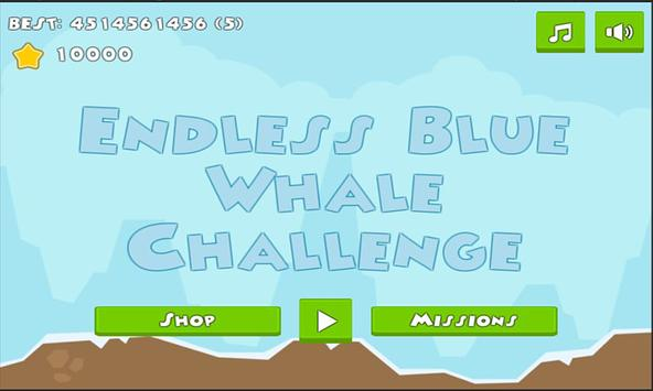 Blue Whale Challenge Game screenshot 4