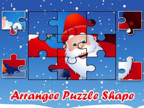 Christmas Games Jigsaw Puzzle: Xmas Santa 2017 apk screenshot