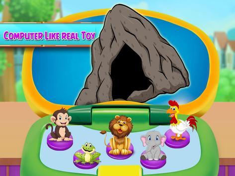 Kids Funny laptop Learning- Preschool Computer screenshot 13