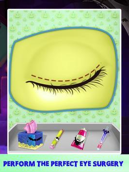 Halloween Plastic Surgery Game apk screenshot