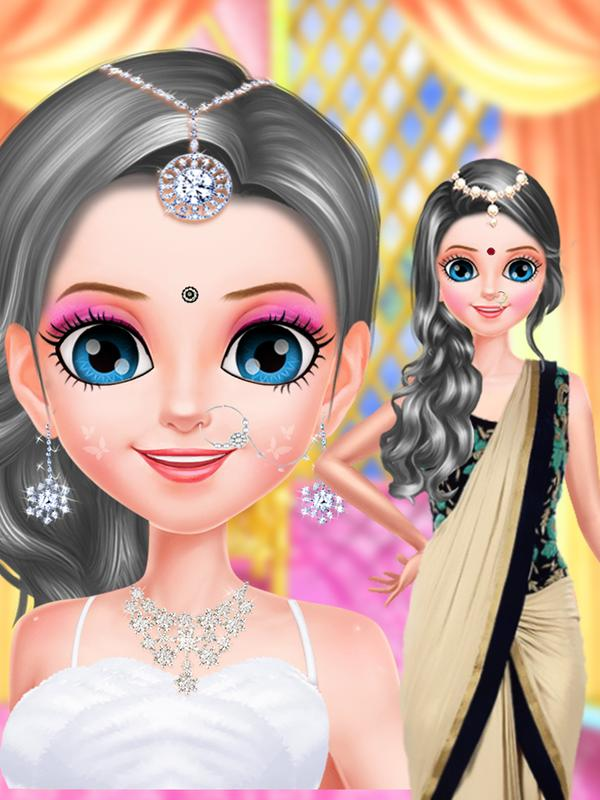 Fashion Doll Girl Makeover Apk