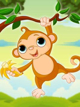 Little Monkey Runner screenshot 9