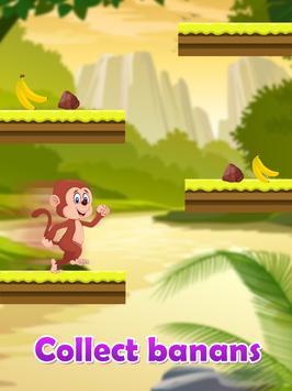 Little Monkey Runner screenshot 11