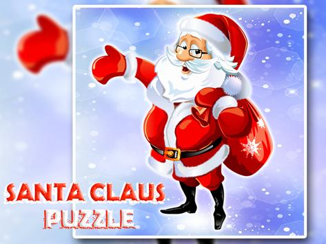 Santa Claus Jigsaw Puzzle Game: Christmas 2017 screenshot 3