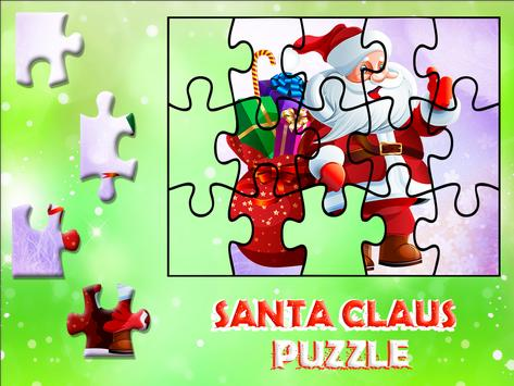 Santa Claus Jigsaw Puzzle Game: Christmas 2017 screenshot 14