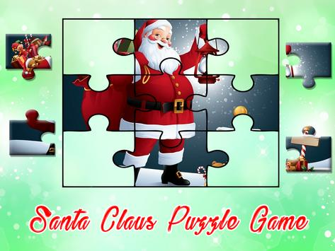 Santa Claus Jigsaw Puzzle Game: Christmas 2017 screenshot 1