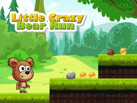 Little Crazy Bear Run screenshot 1