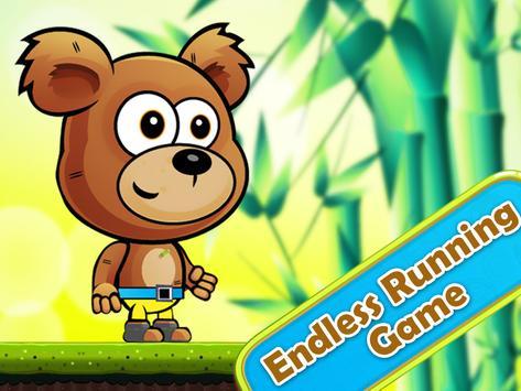 Little Crazy Bear Run screenshot 2