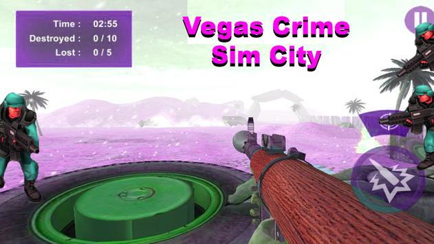 VEGAS CITY CRIME SIMULATOR screenshot 3