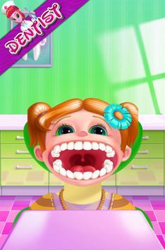 Crazy dentist game anna apk screenshot