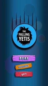 The Falling Yetis poster
