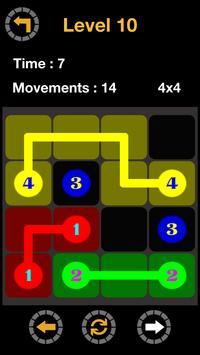 Drop Line Puzzle screenshot 4