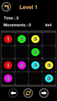 Drop Line Puzzle screenshot 1