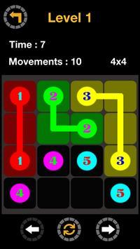 Drop Line Puzzle screenshot 2