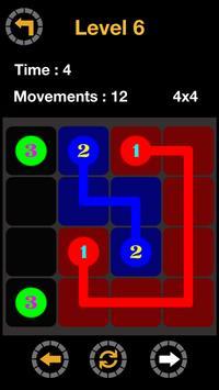 Drop Line Puzzle screenshot 3