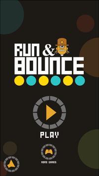 Run&Bounce poster