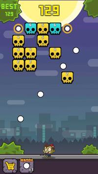 Zombie VS Balls screenshot 1