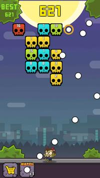 Zombie VS Balls screenshot 4