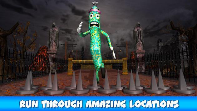 Funny Sausage Race screenshot 1