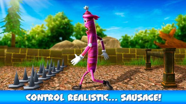 Funny Sausage Race screenshot 8