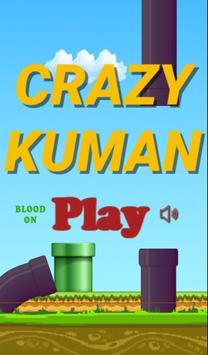 Crazy Kuman apk screenshot