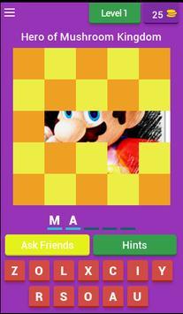 Allstarz Gamerz Quiz poster
