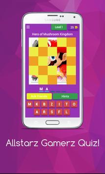 Allstarz Gamerz Quiz screenshot 4