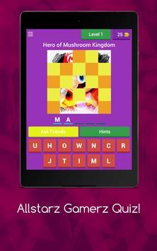 Allstarz Gamerz Quiz screenshot 6