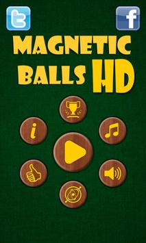 Magnetic Balls HD Free poster