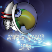 Angry Space Bird icon